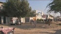 巴基斯坦爆炸三名军人丧生