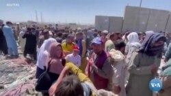 Kobul: Qonli xuruj ketidan evakuatsiya davom etyapti