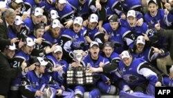 Saint John Sea Dogs – лучшая юниорская хоккейная команда Канады 2011