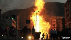 انفجار اخیر چندمین حادثه در ماههای اخیر است. پیشتر در شهران تهران هم انفجار مشابهی رخ داده بود.