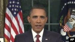 اوباما: مسئولیت عراق را به عراقی ها میسپاریم