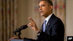 El presidente Barack Obama busca poner punto final a los recortes presupuestarios para 2016.