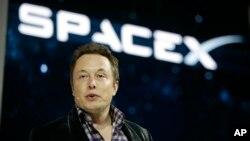 Elon Musk, CEO de SpaceX predice llegada del hombre a la Marte en nueve años.