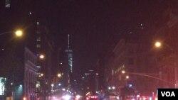 نیویارک چیلسی میں 17 ستبمر کے بم دھماکے کے بعد امدادی کارروائیاں