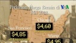 Harga BBM Di AS Diperkirakan Naik Selama 2012 - Laporan VOA 18 Januari 2011