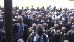 Zimbabwe Pupils Recite National Pledge