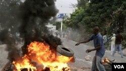 Ayiti-Eleksyon: Reyaksyon Depatman Sidès