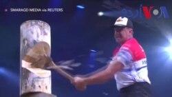 'ٹیمبرسپورٹس' کے عالمی چیمپئن