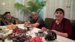 Amerikaya pənah gətirmiş axısqa türkləri