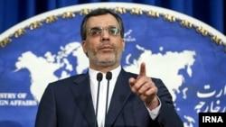 Phát ngôn viên Bộ Ngoại giao Iran Hossein Jaber Ansari.