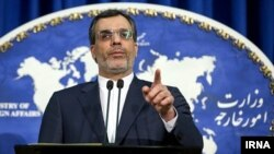 Người phát ngôn Bộ Ngoại giao Iran Hossein Jaber Ansari.