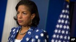 美国国家安全顾问苏珊·赖斯