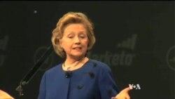 นางฮิลลารี่ คลินตั้น กับโอกาสลงสมัครเป็นประธานาธิบดีสหรัฐปี 2016
