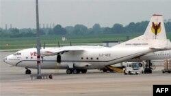 В Росії розбився вантажний літак