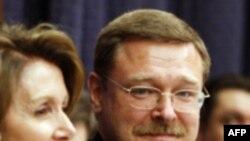 Константин Косачев о «перезагрузке» американо-российских отношений