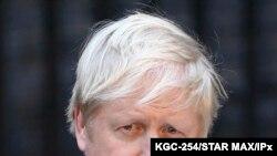 UK Prime Minister Boris Johnson hospitalized with coronavirus (COVID-19).