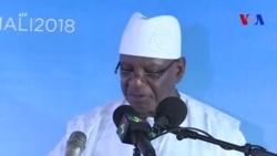 Réélu président du Mali, IBK tend la main à l'opposition