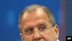 라브로프 러시아 외무장관 (자료사진)