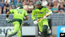 نیوزی لینڈ کے خلاف 43 رنز سے پاکستان کی فتح