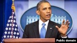 美國總統奧巴馬(資料照片)