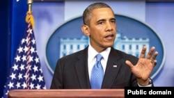 Le président Barack Obama refuse de négocier tant que la fonction publique n'aura pas pu reprendre le travail