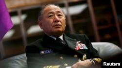 Chỉ huy quân sự hàng đầu của Nhật Bản, Đô đốc Katsutoshi Kawano.