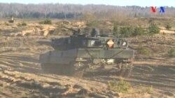 NATO Baltikyani ölkələrdə təhlükəsizlik tədbirlərini artırır