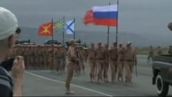 Авиагруппа ВКС России в Сирии провела репетицию парада победы на авиабазе «Хмеймим»