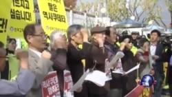 韩国历史教科书出版惹争议