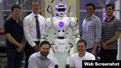 Marsa göndəriləcək Val robotu