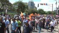 Venezuela: oposición vuelve a marchar por referendo