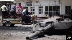 Город Идлиб, Сирия (архивное фото)