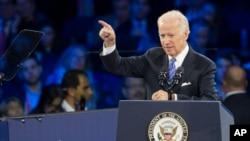Wakil Presiden Amerika Serikat Joe Biden (Foto: dok),