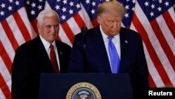 VaDonald Trump nemutevedzeri wavo, VaMike Pence