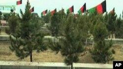 کابل کې نړیوال باغ جوړیږي
