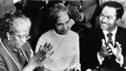 လူမည္းအမ်ဳိးသမီး ျပည္သူ႔အခြင့္အေရးေခါင္းေဆာင္ Rosa Parks အေၾကာင္း သိေကာင္းစရာ