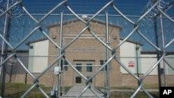 Penjara di AS. (Foto: Ilustrasi)