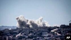 Các chiến binh phe nổi dậy ở Syria cho biết họ đã chiếm được một tiền đồn ở biên giới gần Jordan, sau những vụ giao tranh ác liệt trong nhiều ngày với các lực lượng Syria.