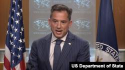 로버트 팔라디노 미국 국무부 부대변인.
