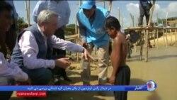 شمار پناهجویان روهینگیا در بنگلادش به بیش از ۵۰۰ هزار نفر افزایش یافت