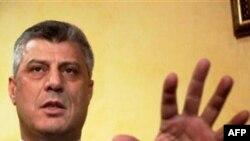 Прем'єр-міністр Косова Гашим Тачі