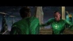 Cine: Linterna Verde