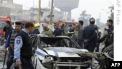 Bom vệ đường giết chết 3 cảnh sát Iraq ở Kirkuk
