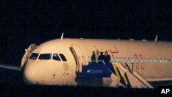 گزشتہ ہفتے ماسکو سے شام جانے والے طیارے کو بھی ترکی نے زبردستی اتار لیا تھا۔