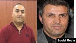 Hozan Efrînî û Mehmûd Biro