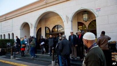 Transformasi Sebuah Gereja Di As Menjadi Masjid