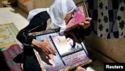 Majka Palestinca koji se 22 godine nalazi u izraelskom zatvoru, 28. jul 2013.