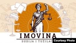 Imovina sudija i tužilaca (Ilustracija: CIN)