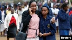 Anak-anak perempuan di Kenya ikut menderita selama pandemi Covid-19 (foto: ilustrasi).