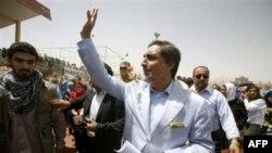Afg'oniston sobiq tashqi ishlar vaziri Abdulla Abdulla